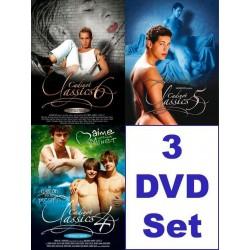 Cadinot Classics 4-6 3-DVD-Set (Cadinot) (17381D)