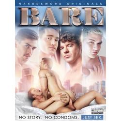 Bare #01 (Naked Sword) DVD (Naked Sword) (17329D)