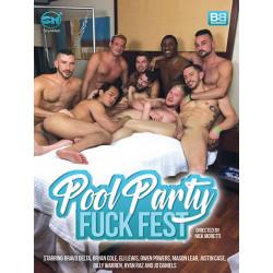 Pool Party Fuck Fest DVD (17352D)