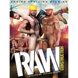 Raw Construction DVD (Raging Stallion) (17265D)