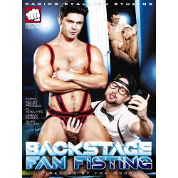 Backstage Fan Fisting DVD (Raging Stallion Fetish & Fisting) (17330D)