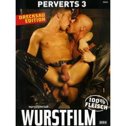 Bareback Perverts #3 DVD (Wurstfilm) (17592D)