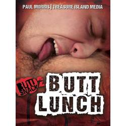 Butt Snack #2 - Butt Lunch DVD (Treasure Island) (17575D)