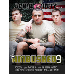 Ambushed #9 DVD (Active Duty) (17320D)