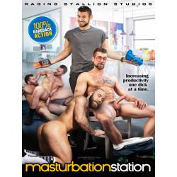 Masturbation Station DVD (17333D)