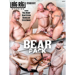 Bear Pack DVD
