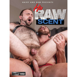 His Raw Scent DVD (Hairy And Raw) (17368D)