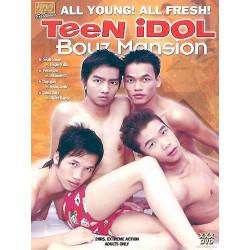 Boyz Mansion (Teen Idol) DVD (Birlynn Young) (03660D)