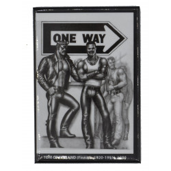 Tom of Finland Magnet One Way (T5815)