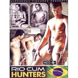 Rio Cum Hunters DVD (Alexander Pictures) (17670D)