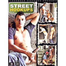 Street Hookups DVD (Alexander Pictures) (17671D)