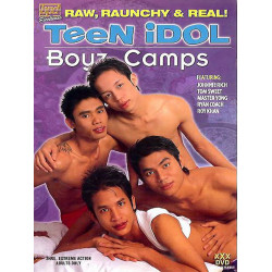 Boyz Camps (Teen Idol) DVD (03661D)