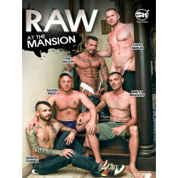 Raw at the Mansion DVD (SkynMen) (17344D)