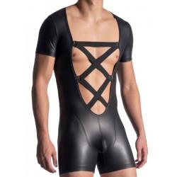 Manstore X-Bond Body M863 Underwear Black (T6623)