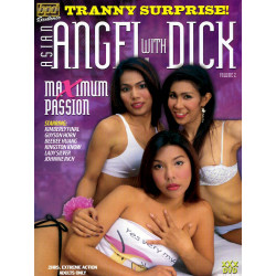 Asian Angel With Dick #2 DVD (17669D)