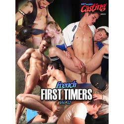 French First Timers #11 DVD (17454D)