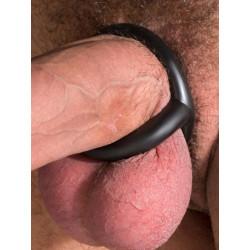 Sport Fucker Fucker Ring Black (T6597)