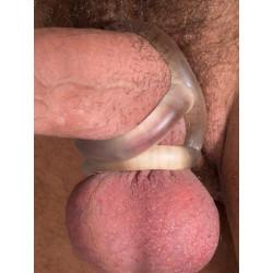 Sport Fucker Fucker Ring Clear (T6598)