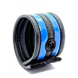665 Neoprene Racer Ball Strap Blue (T6615)