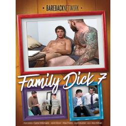 Family Dick #7 DVD (Bareback Network) (17828D)