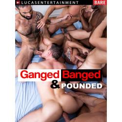 Ganged Banged & Pounded DVD (LucasEntertainment) (17873D)