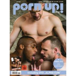 PornUp 162 Magazine + Alpha Cum DVD (M0262)