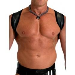 665 Neoprene Slingshot Harness Black/Black