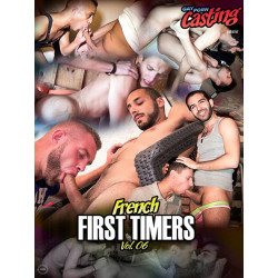 French First Timers #06 DVD (Gay Porn Casting) (17446D)