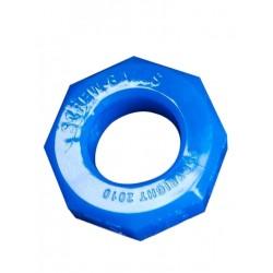 Oxballs Screwballs Cockring Blue