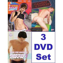 8teenboy Super Pack 3-DVD-Set (10257D)