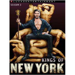 Kings of New York, Season #2 DVD (09698D)