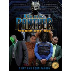 Blak Panther: Wakan Dat Ass DVD (Fuck Champ Robinson) (17664D)