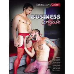 Business Affair DVD (Gentlemen's Closet) (17993D)