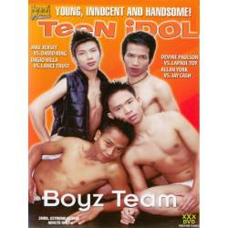 Boyz Team (Teen Idol) DVD (02595D)