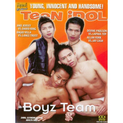 Boyz Team (Teen Idol) DVD (Birlynn Young) (02595D)