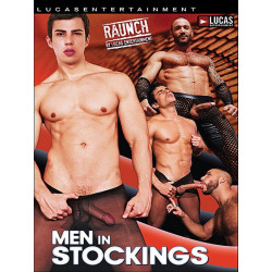 Men in Stockings (Lucas Raunch) DVD (LucasEntertainment) (06222D)