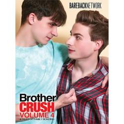 Brother Crush #4 DVD (Bareback Network) (17994D)