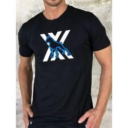 BoXer X-Dog T-Shirt Casual Royal (T6970)