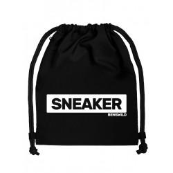 BenSWild BigBag `Sneaker` Black/White (T7160)