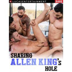 Sharing Allen King`s Hole DVD (LucasEntertainment)