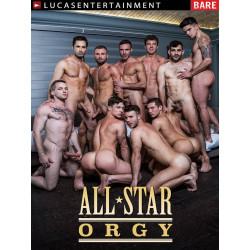 All-Star Orgy DVD (LucasEntertainment) (18018D)