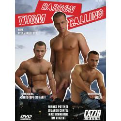 Thom Barron Calling DVD (Cazzo) (01297D)