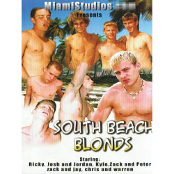 South Beach Blonds DVD (Miami Studios)