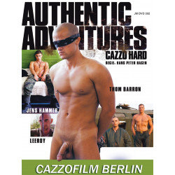 Authentic Adventures DVD (Cazzo) (01748D)