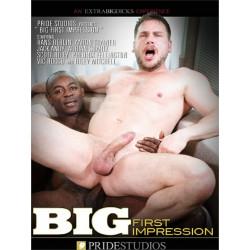 Big First Impression DVD (Pride Studios) (18034D)