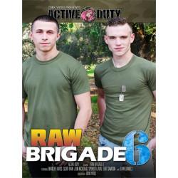 Raw Brigade #6 DVD (Active Duty) (18044D)