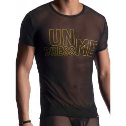 Manstore Casual Tee M900 T-Shirt Black (T7296)