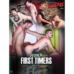 French First Timers #09 DVD (Gay Porn Casting) (17452D)