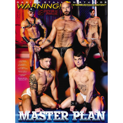 Master Plan DVD (Raging Stallion Fetish & Fisting) (18105D)