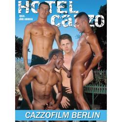 Hotel Cazzo DVD (Cazzo) (01105D)
